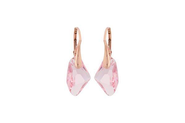 roosad kõrvarõngad