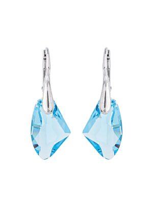 sinised kõrvarõngad