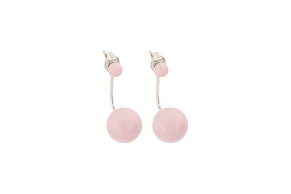 naiste kõrvarõngad roosat värvi